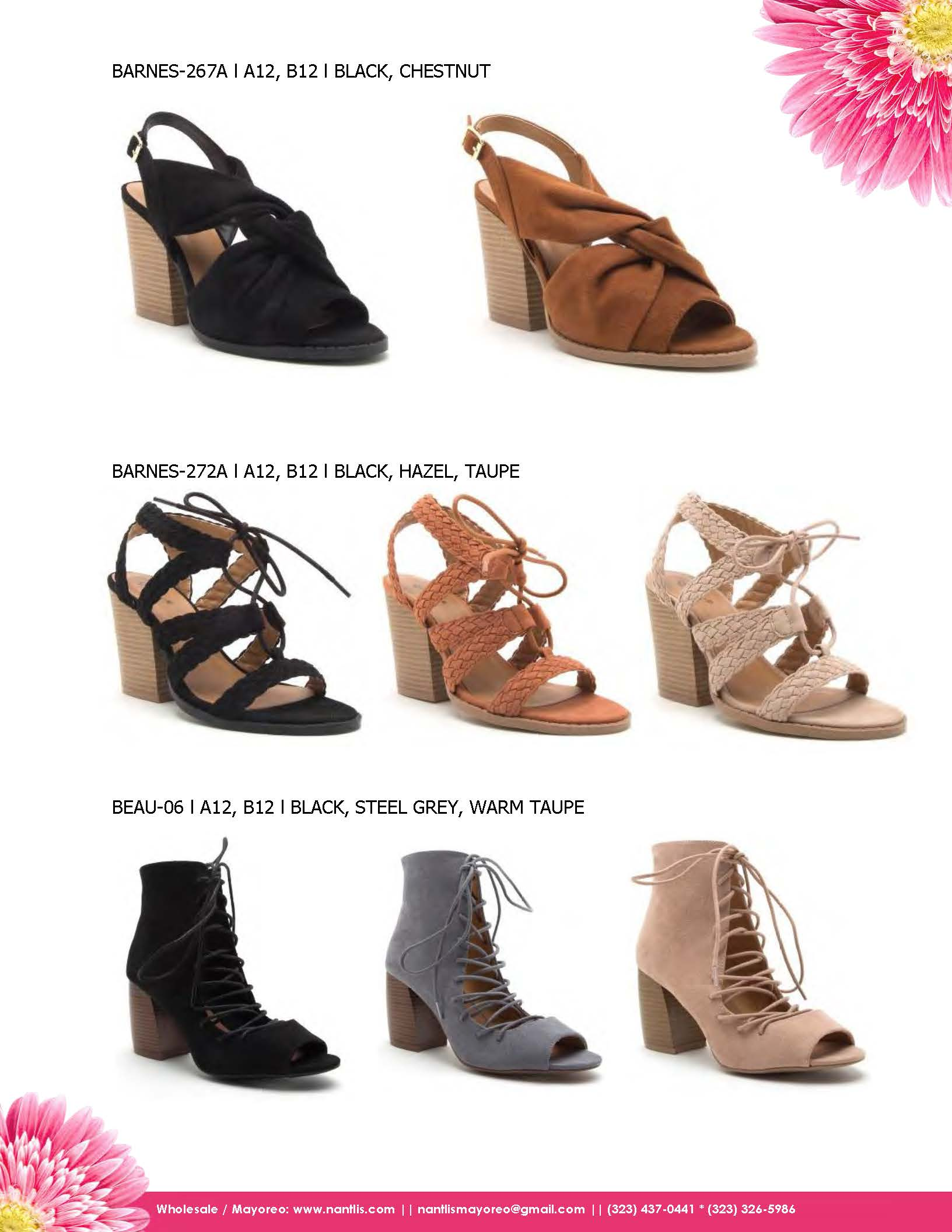 Nantlis Vol QU43 Zapatos para mujer mayoreo Wholesale shoes for women_Page_04