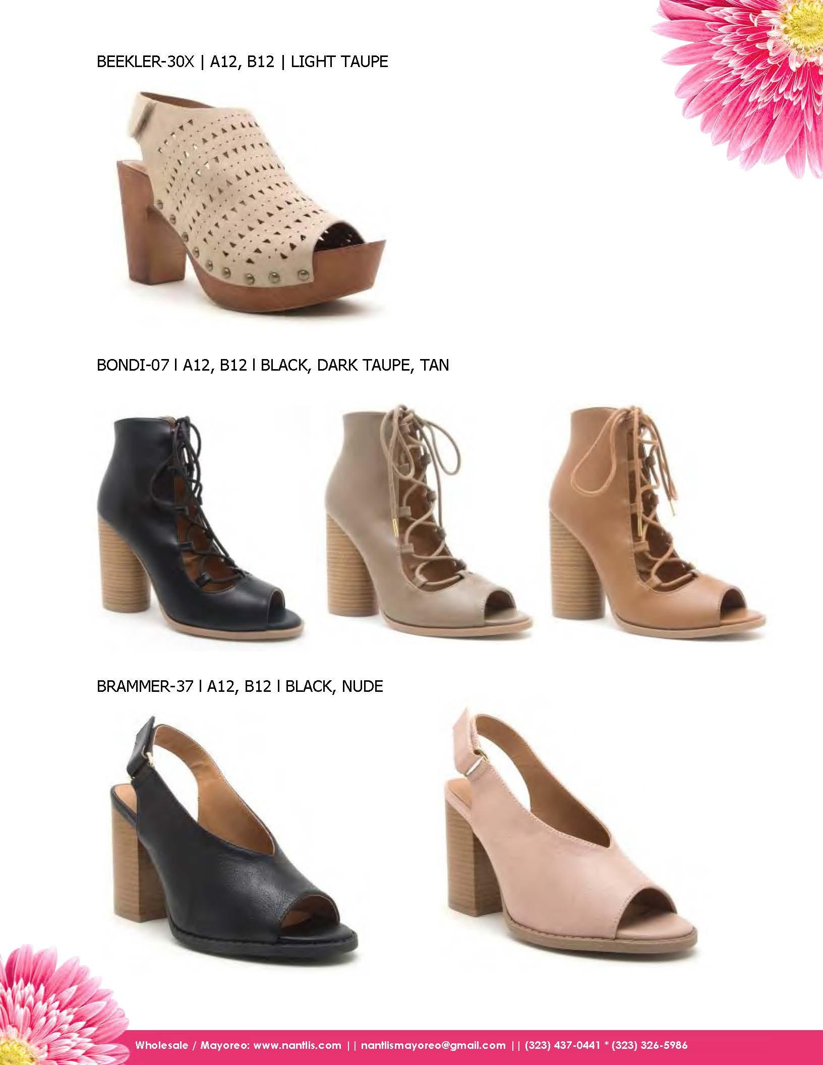 Nantlis Vol QU43 Zapatos para mujer mayoreo Wholesale shoes for women_Page_06