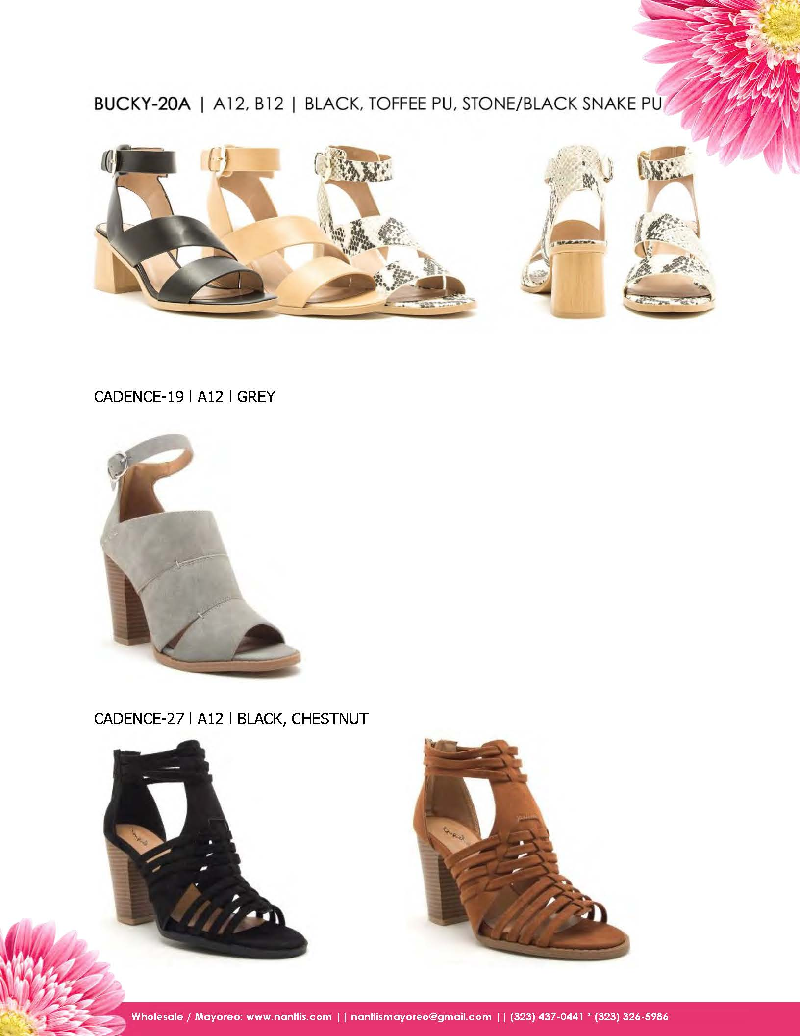 Nantlis Vol QU43 Zapatos para mujer mayoreo Wholesale shoes for women_Page_09