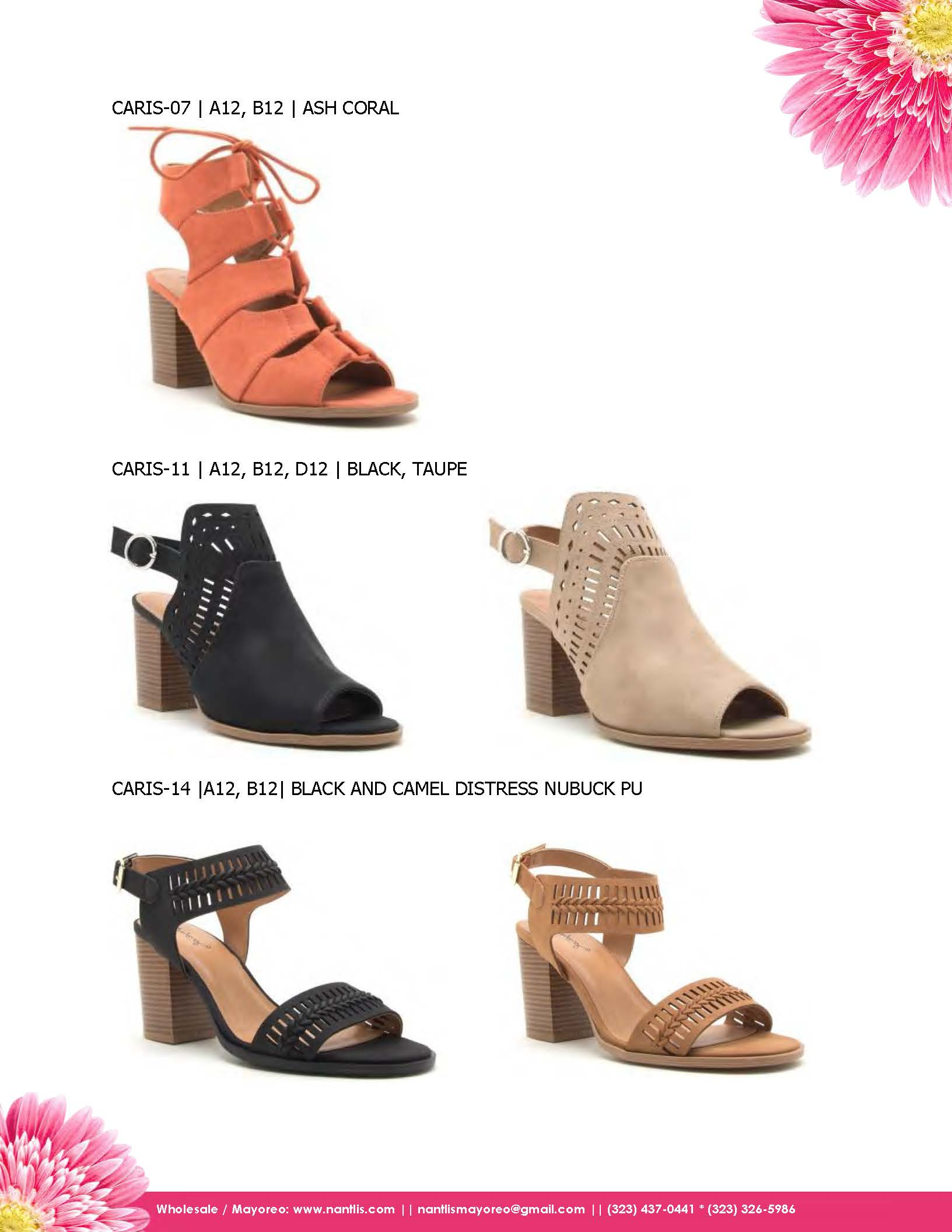 Nantlis Vol QU43 Zapatos para mujer mayoreo Wholesale shoes for women_Page_10