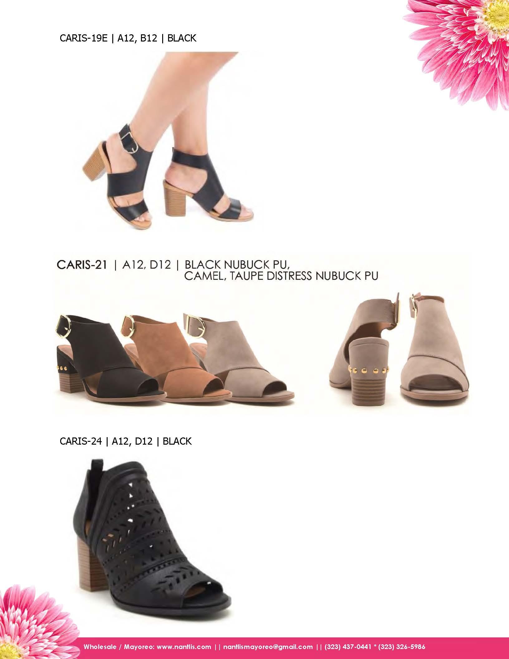 Nantlis Vol QU43 Zapatos para mujer mayoreo Wholesale shoes for women_Page_11