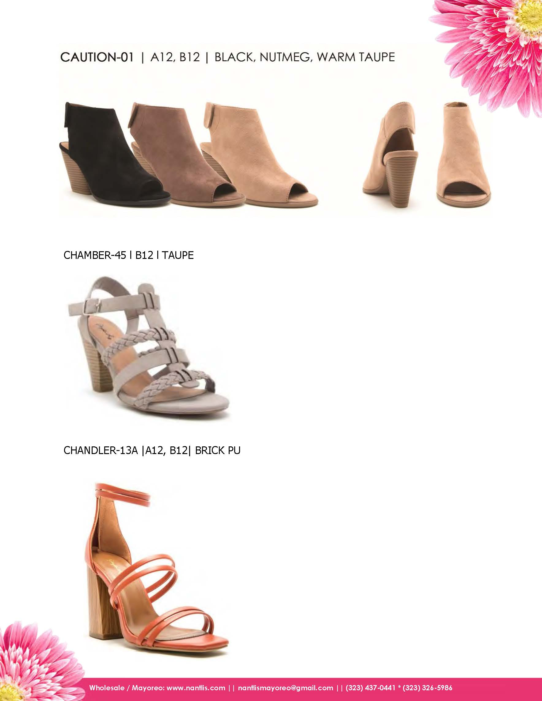 Nantlis Vol QU43 Zapatos para mujer mayoreo Wholesale shoes for women_Page_12