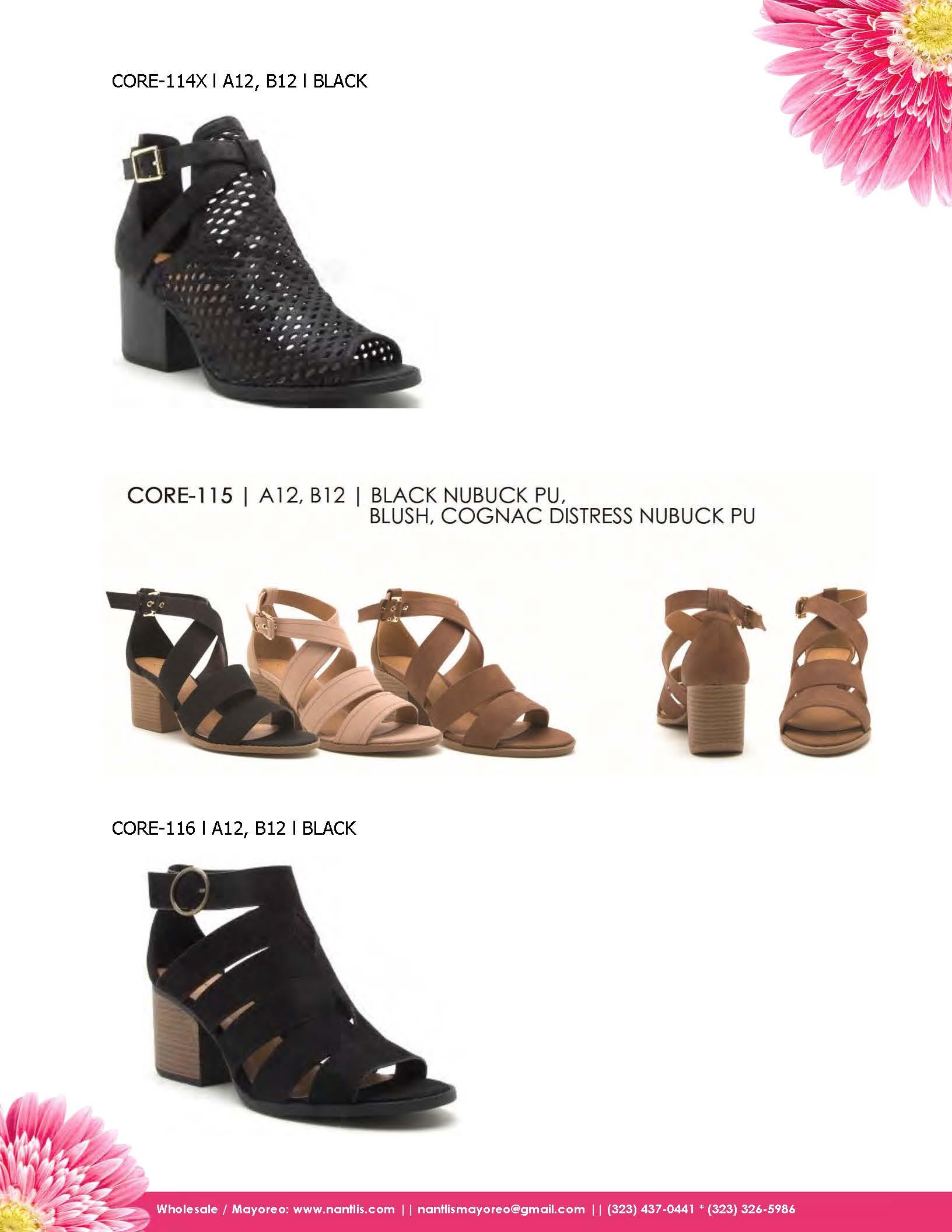 Nantlis Vol QU43 Zapatos para mujer mayoreo Wholesale shoes for women_Page_15