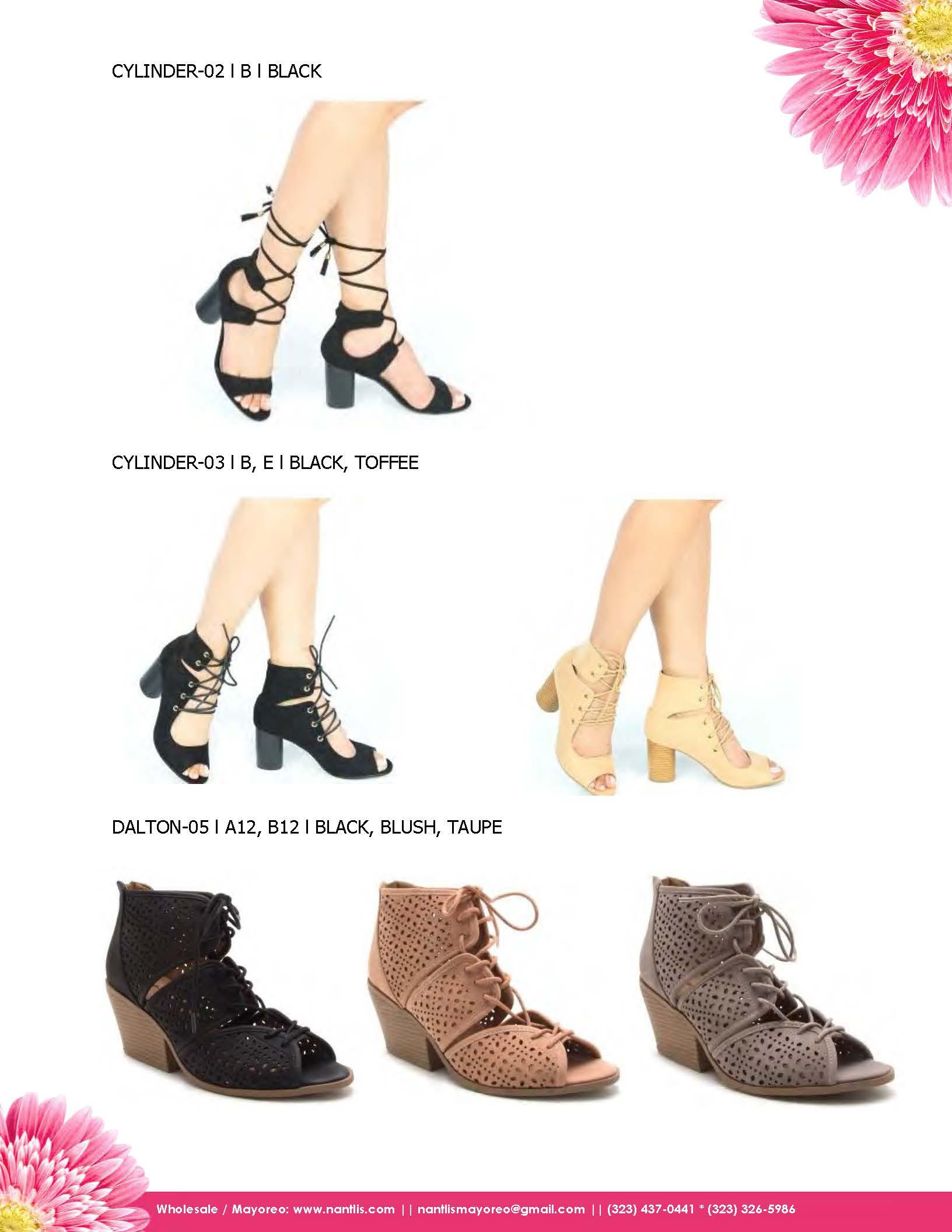 Nantlis Vol QU43 Zapatos para mujer mayoreo Wholesale shoes for women_Page_17