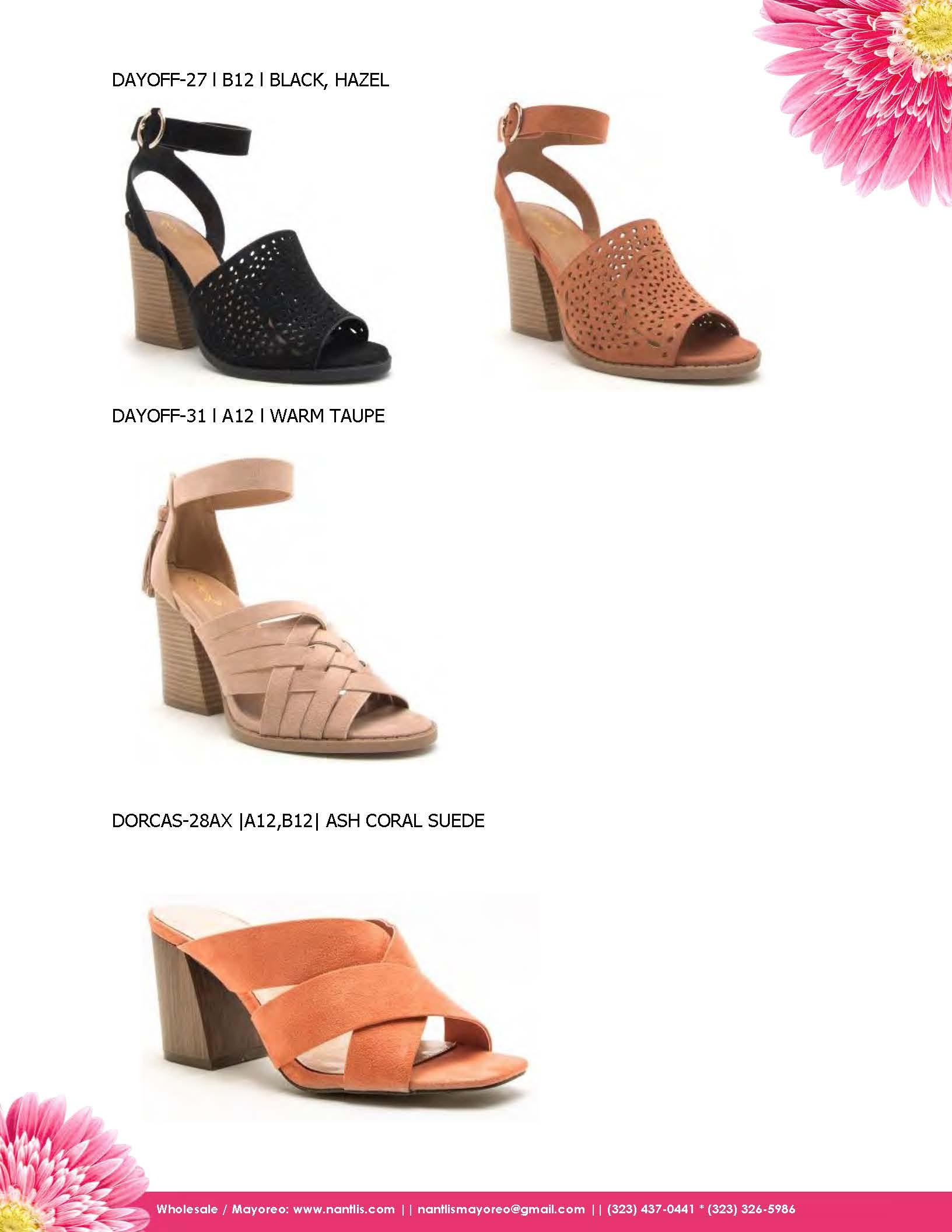Nantlis Vol QU43 Zapatos para mujer mayoreo Wholesale shoes for women_Page_18