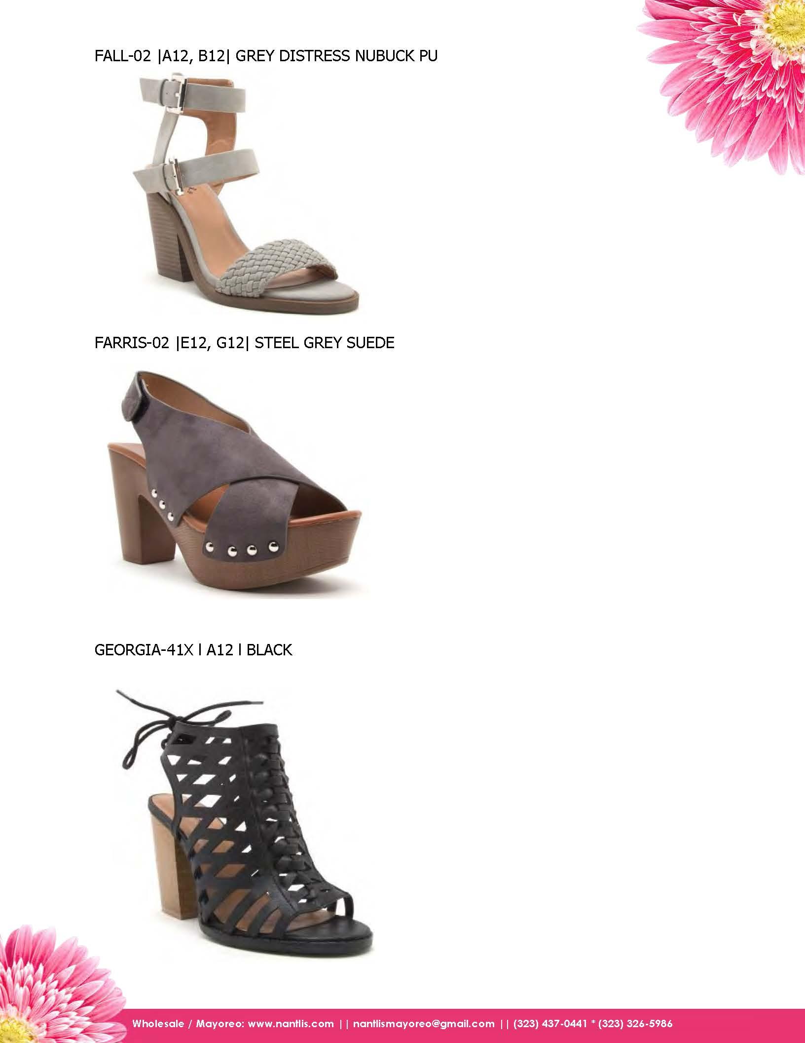 Nantlis Vol QU43 Zapatos para mujer mayoreo Wholesale shoes for women_Page_21
