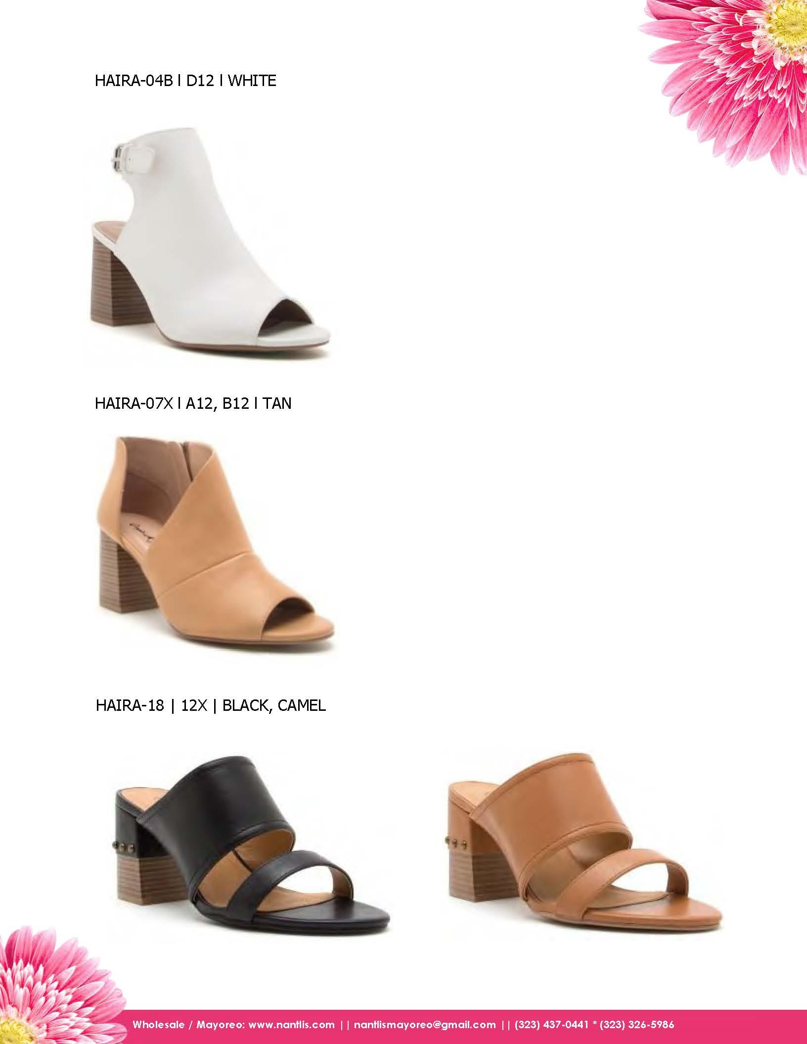 Nantlis Vol QU43 Zapatos para mujer mayoreo Wholesale shoes for women_Page_22