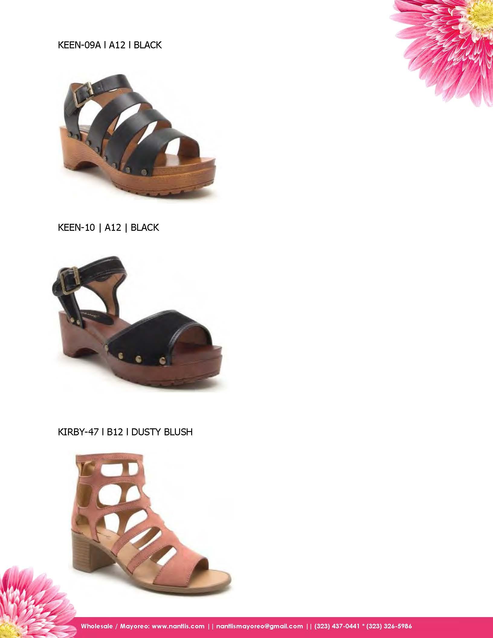 Nantlis Vol QU43 Zapatos para mujer mayoreo Wholesale shoes for women_Page_23