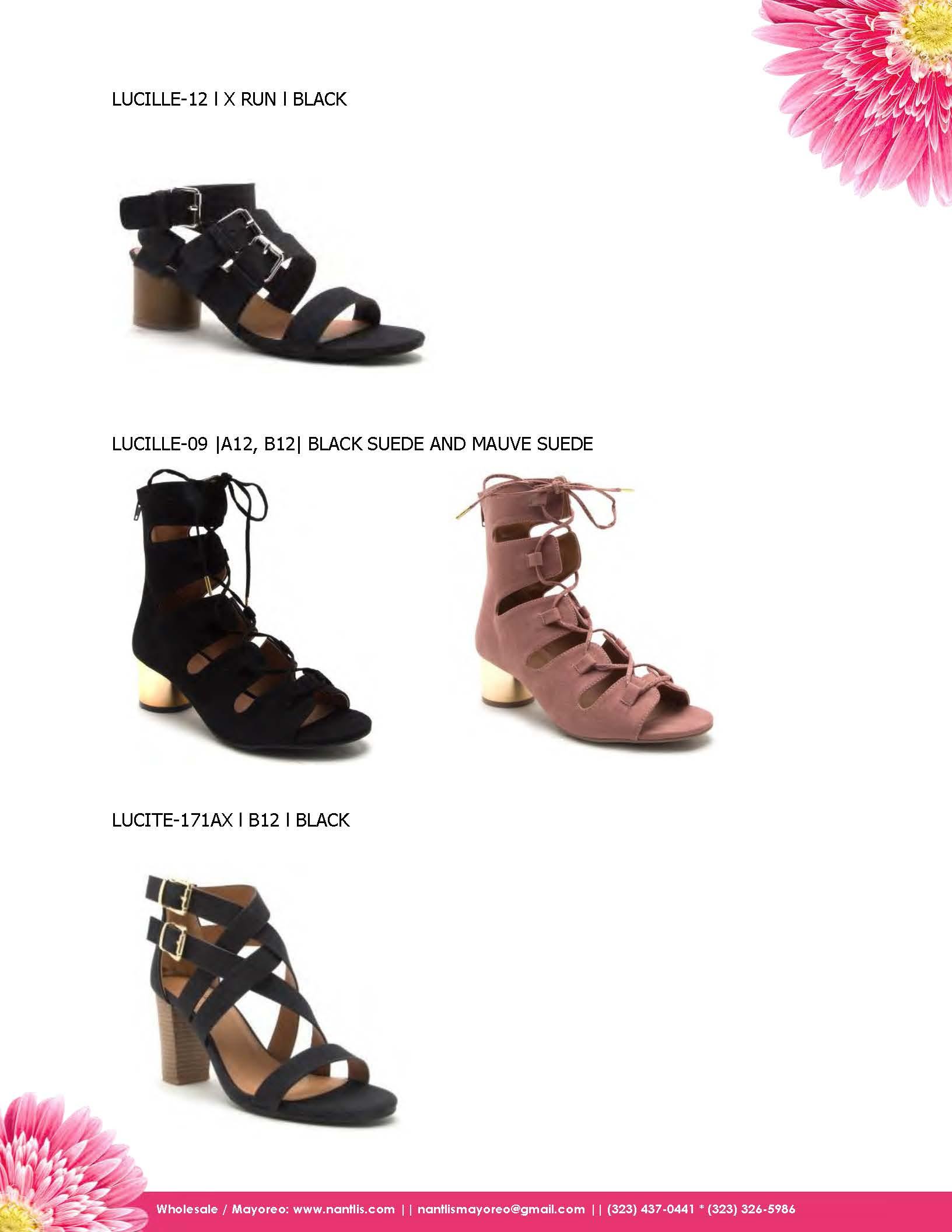 Nantlis Vol QU43 Zapatos para mujer mayoreo Wholesale shoes for women_Page_24