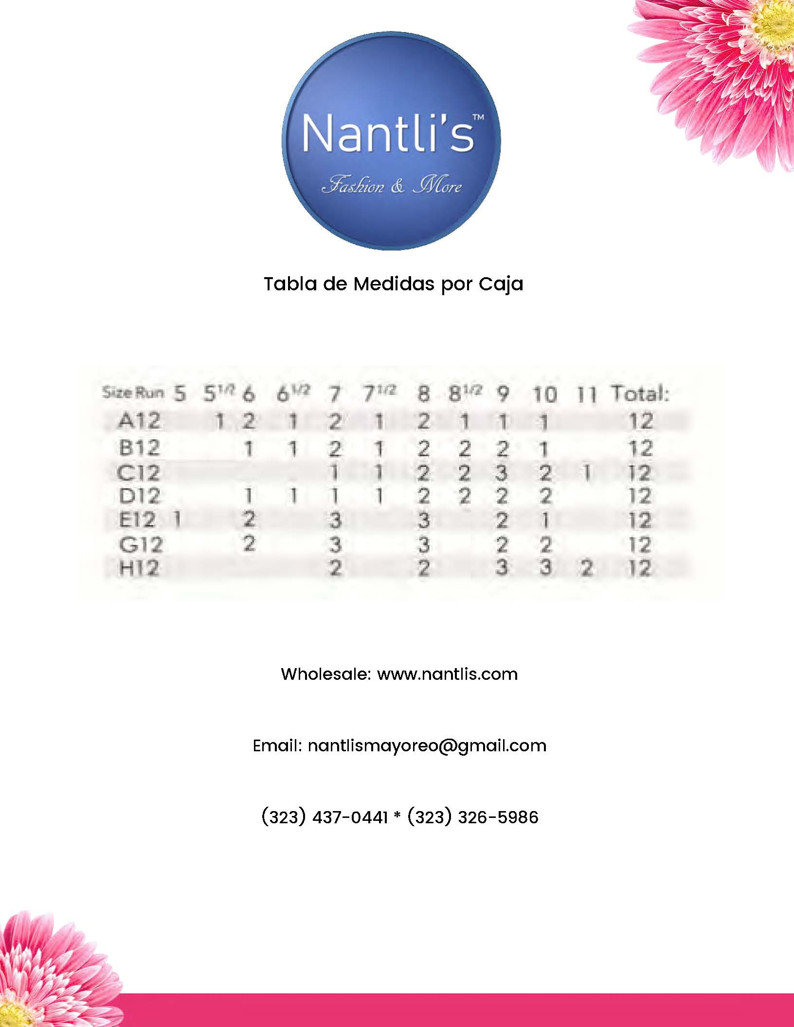 Nantlis Vol QU43 Zapatos para mujer mayoreo Wholesale shoes for women_Page_26