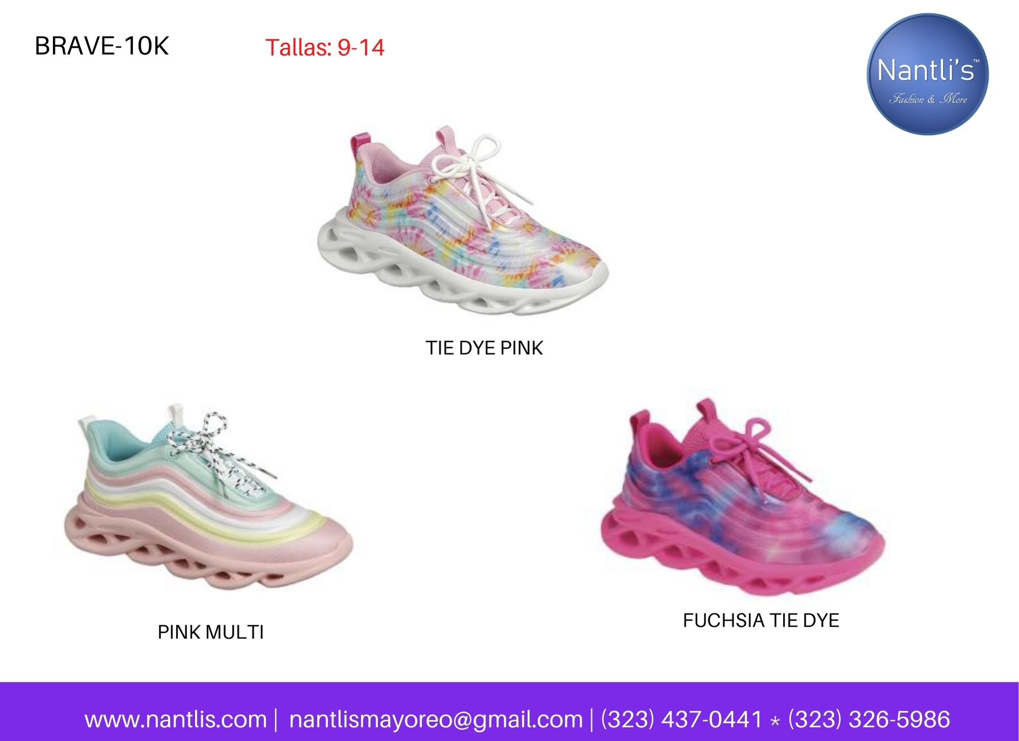 Catalogo Vol FL28 Tenis y Zapatos de ninas Mayoreo Wholesale girls shoes and tennis shoes for kids page 04