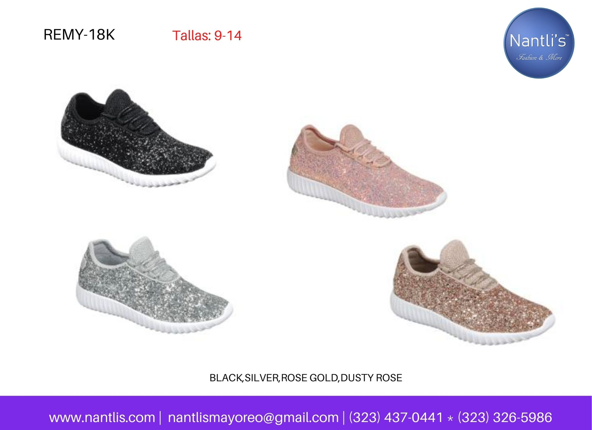 Catalogo Vol FL28 Tenis y Zapatos de ninas Mayoreo Wholesale girls shoes and tennis shoes for kids page 05