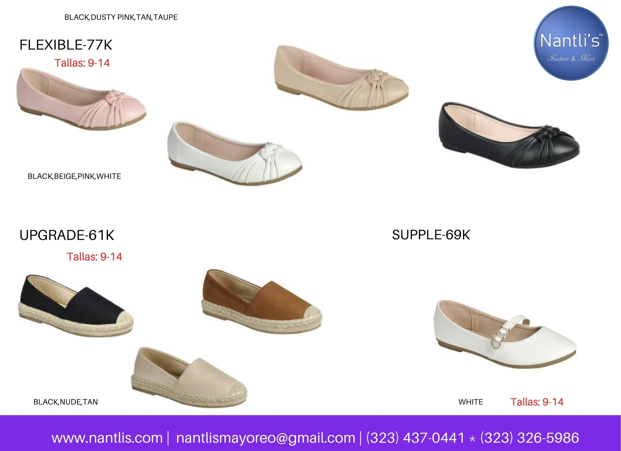 Catalogo Vol FL28 Tenis y Zapatos de ninas Mayoreo Wholesale girls shoes and tennis shoes for kids page 11