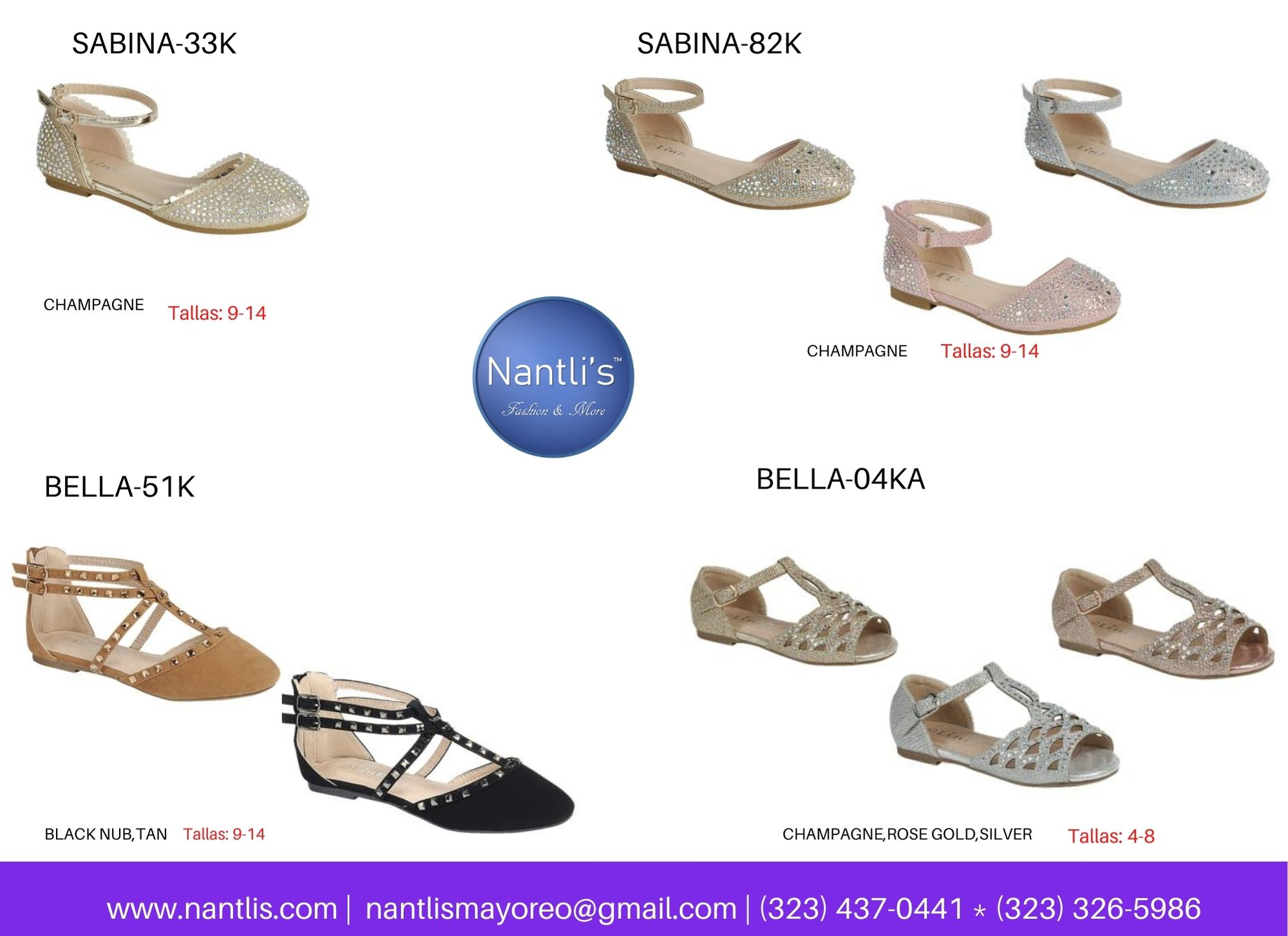 Catalogo Vol FL28 Tenis y Zapatos de ninas Mayoreo Wholesale girls shoes and tennis shoes for kids page 14