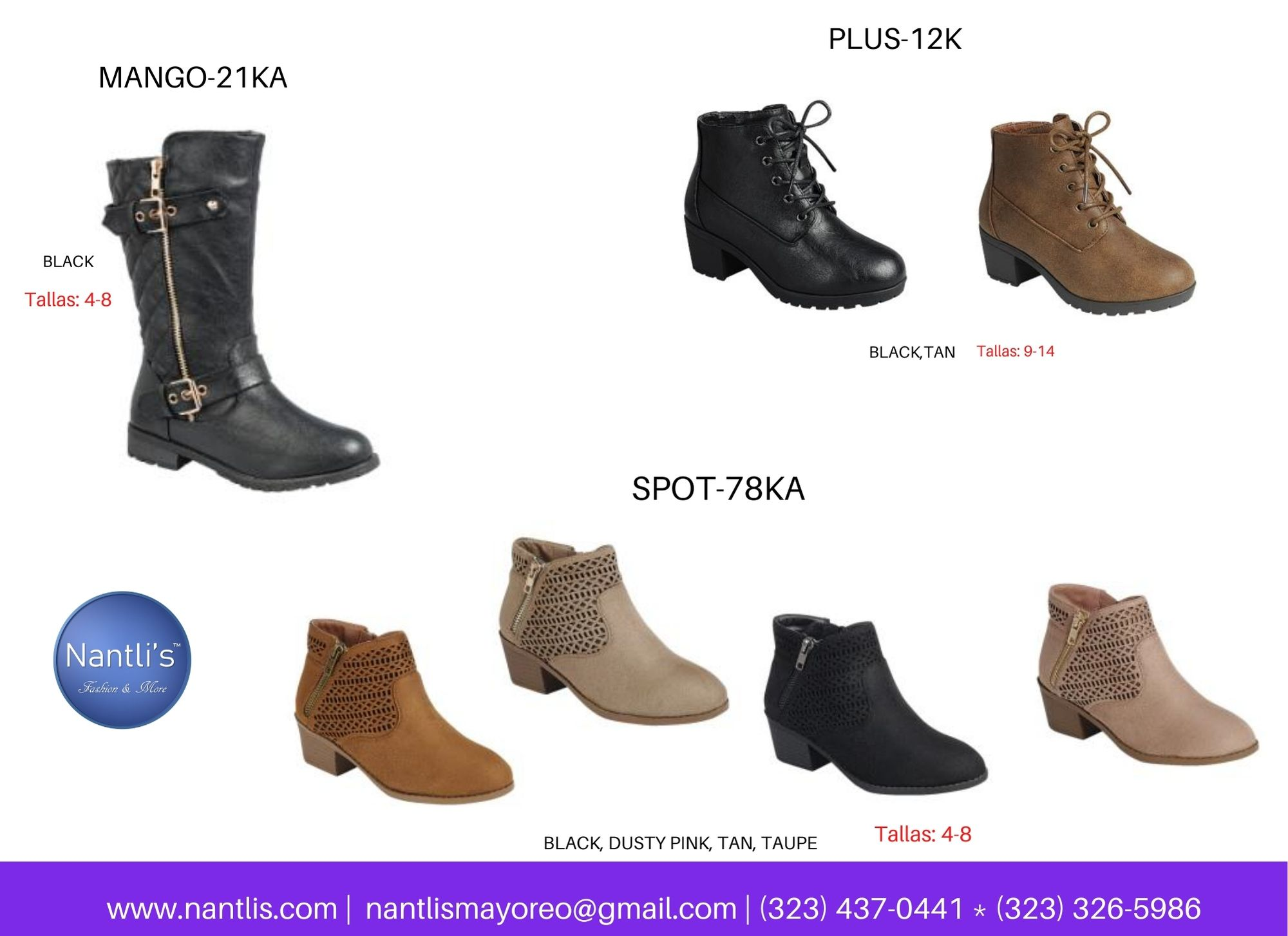Catalogo Vol FL28 Tenis y Zapatos de ninas Mayoreo Wholesale girls shoes and tennis shoes for kids page 17