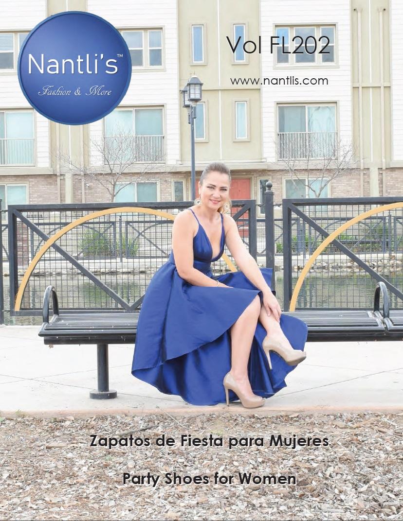Nantlis Vol FL202 Zapatos de Fiesta Mujer mayoreo Catalogo Wholesale womens party shoes_Page_01