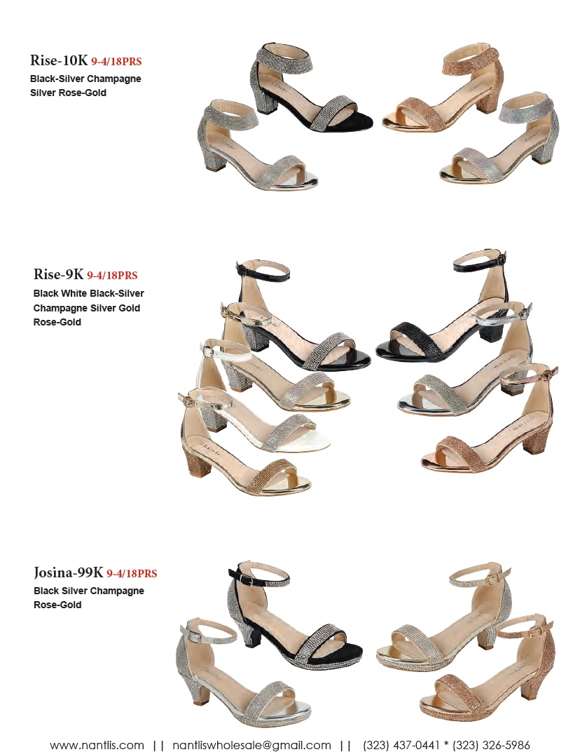 Nantlis Vol FL203 Zapatos de Fiesta ninas mayoreo Catalogo Wholesale little girls party shoes_Page_03