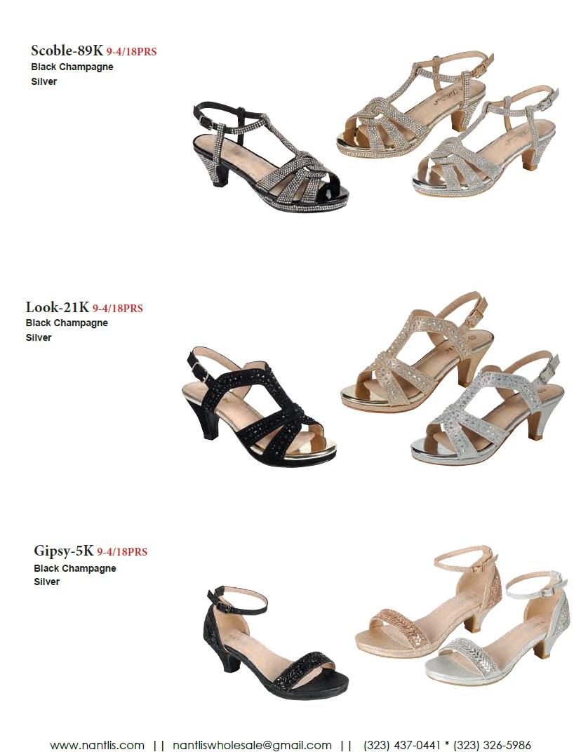 Nantlis Vol FL203 Zapatos de Fiesta ninas mayoreo Catalogo Wholesale little girls party shoes_Page_04