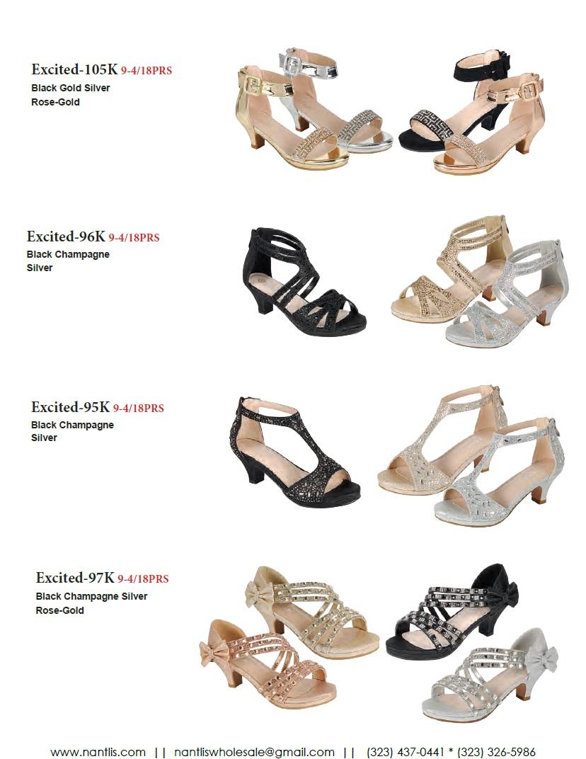 Nantlis Vol FL203 Zapatos de Fiesta ninas mayoreo Catalogo Wholesale little girls party shoes_Page_05