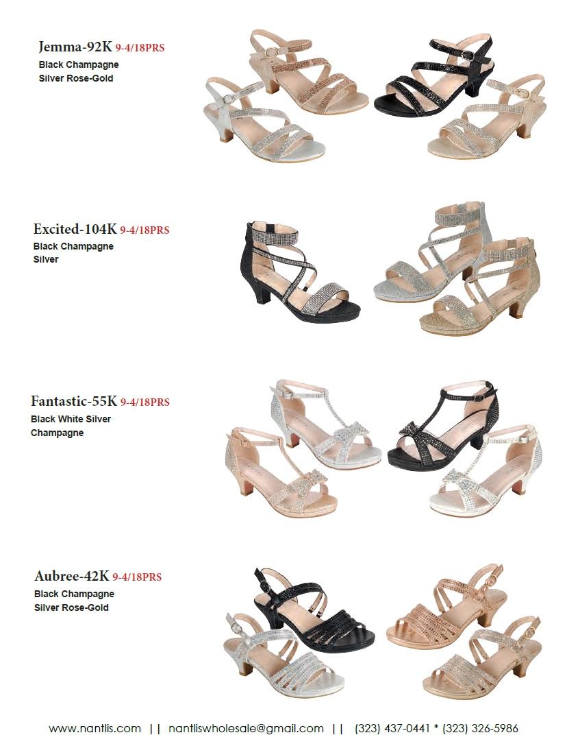 Nantlis Vol FL203 Zapatos de Fiesta ninas mayoreo Catalogo Wholesale little girls party shoes_Page_06