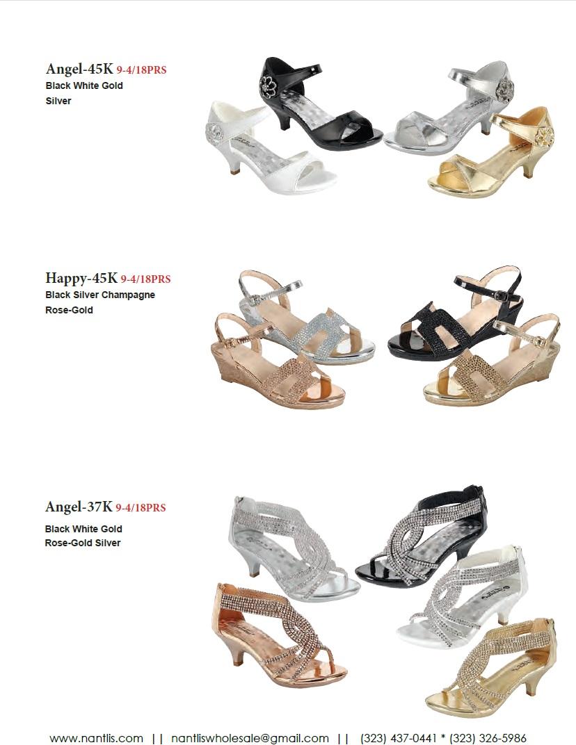 Nantlis Vol FL203 Zapatos de Fiesta ninas mayoreo Catalogo Wholesale little girls party shoes_Page_09