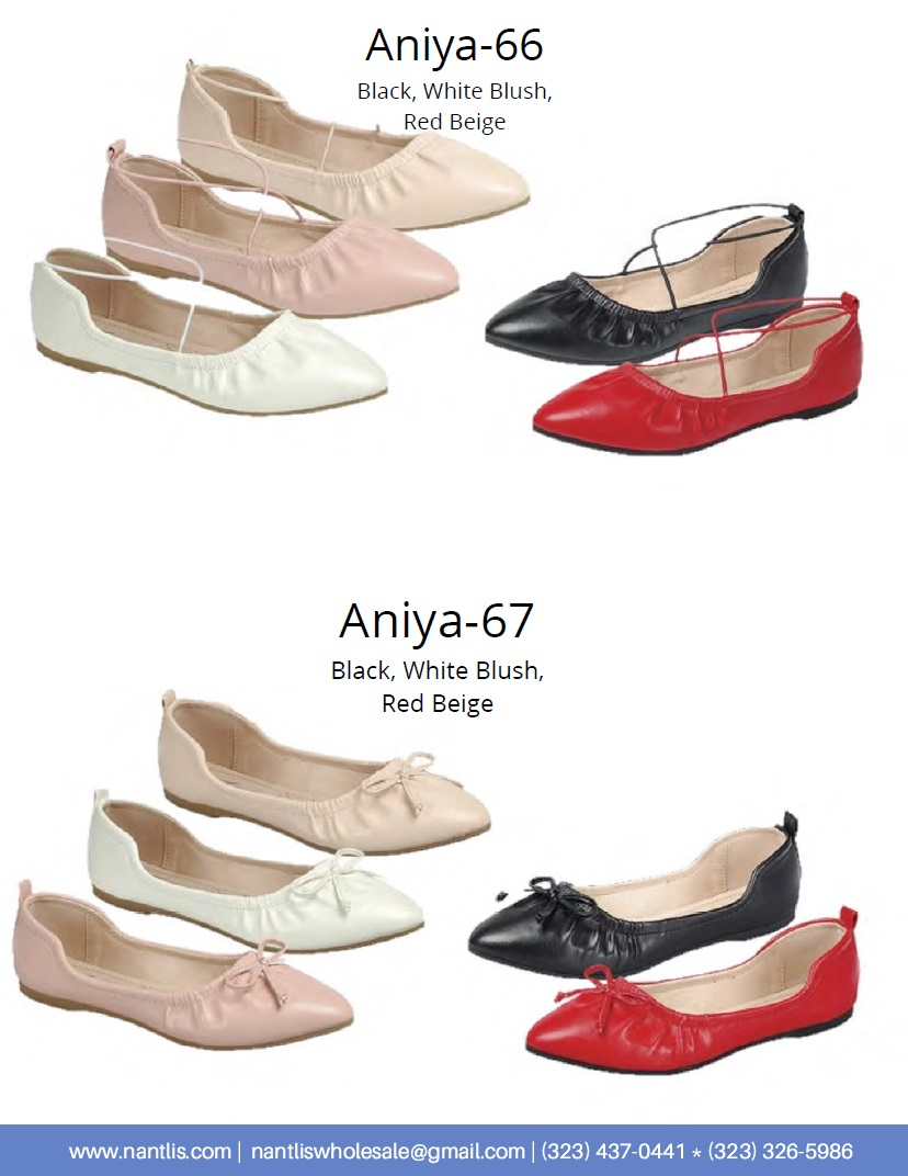 Nantlis Vol FL204 Zapatos Casuales Mujer mayoreo Catalogo Wholesale womens Casual shoes flats and wedges_Page_12