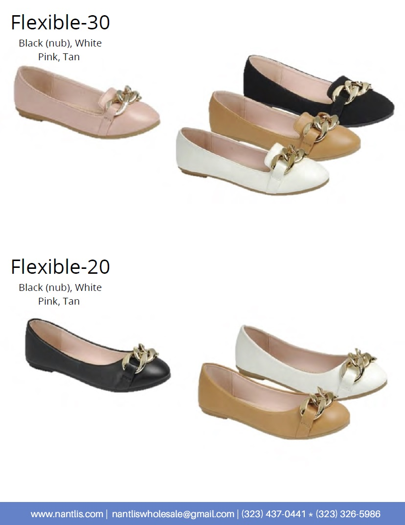 Nantlis Vol FL204 Zapatos Casuales Mujer mayoreo Catalogo Wholesale womens Casual shoes flats and wedges_Page_13