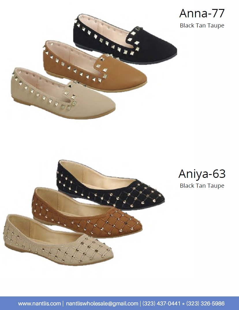 Nantlis Vol FL204 Zapatos Casuales Mujer mayoreo Catalogo Wholesale womens Casual shoes flats and wedges_Page_15