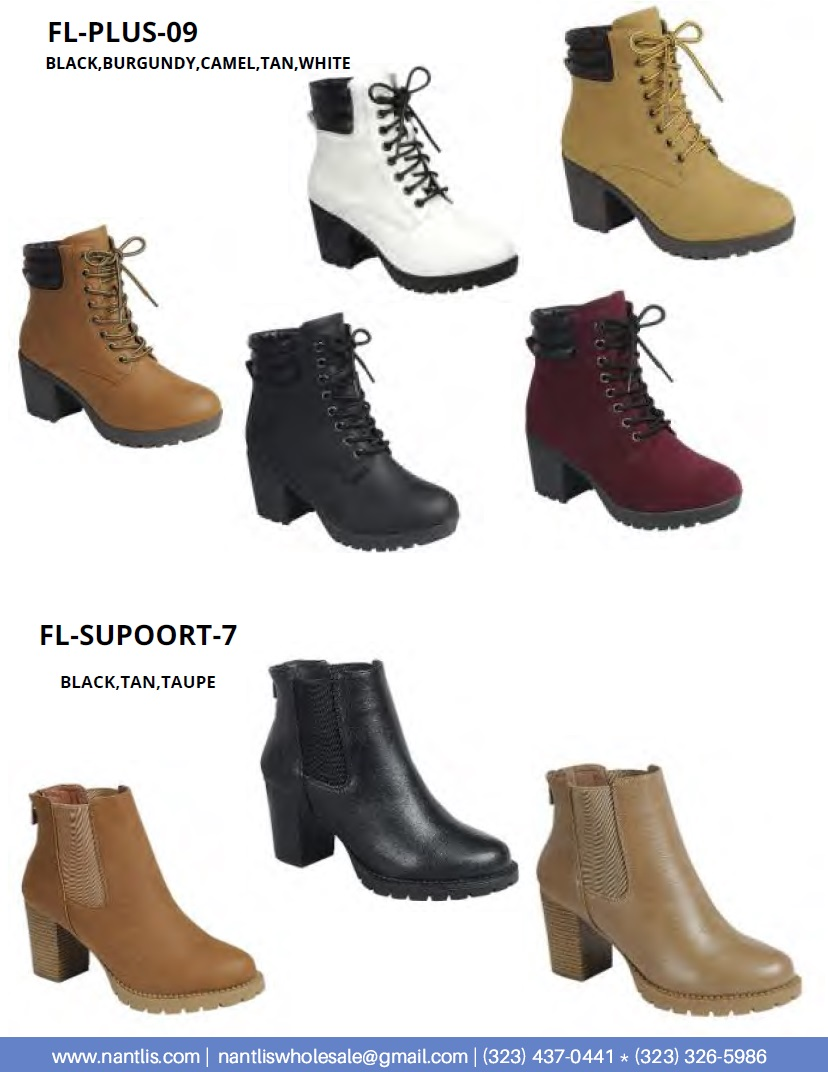 Nantlis Vol FL205 Botas Mujer y Nina mayoreo Catalogo Wholesale boots and booties womens and girls_Page_13