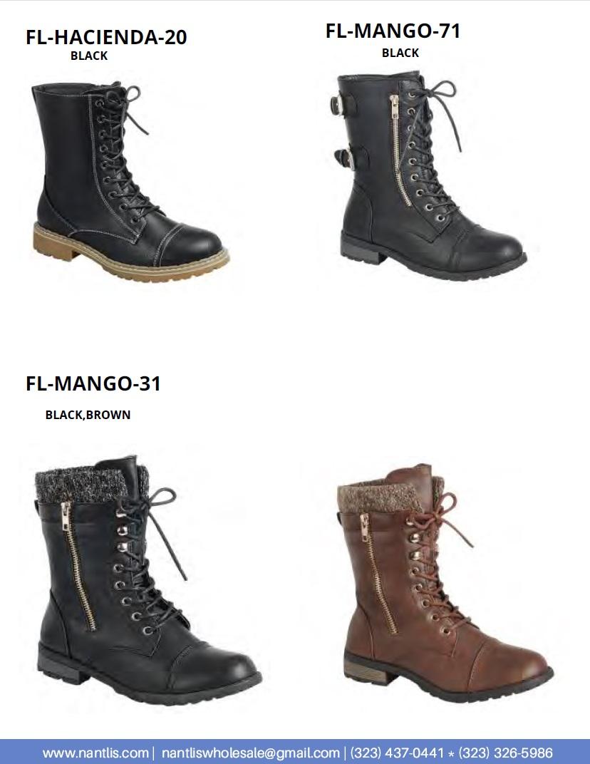 Nantlis Vol FL205 Botas Mujer y Nina mayoreo Catalogo Wholesale boots and booties womens and girls_Page_15
