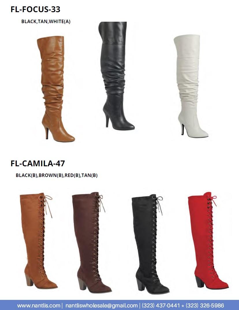 Nantlis Vol FL205 Botas Mujer y Nina mayoreo Catalogo Wholesale boots and booties womens and girls_Page_25