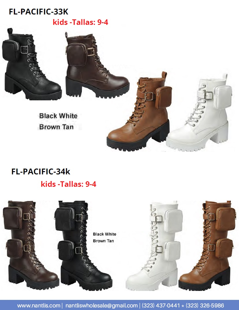 Nantlis Vol FL205 Botas Mujer y Nina mayoreo Catalogo Wholesale boots and booties womens and girls_Page_27