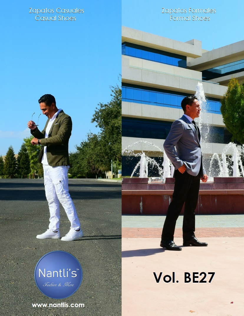 Nantlis Vol BE27 Zapatos de hombres y ninos Mayoreo Catalogo Wholesale Shoes for men and kids_Page_01