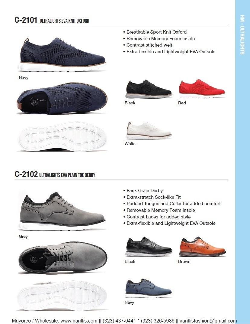 Nantlis Vol BE27 Zapatos de hombres y ninos Mayoreo Catalogo Wholesale Shoes for men and kids_Page_02