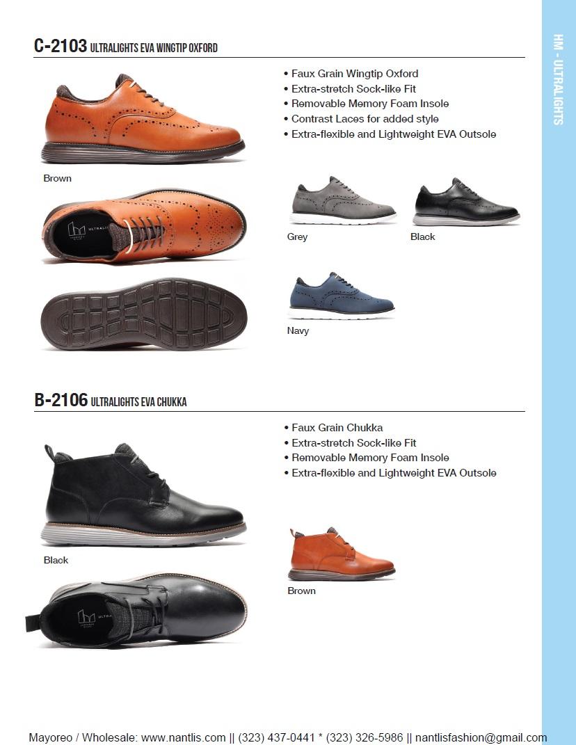 Nantlis Vol BE27 Zapatos de hombres y ninos Mayoreo Catalogo Wholesale Shoes for men and kids_Page_03