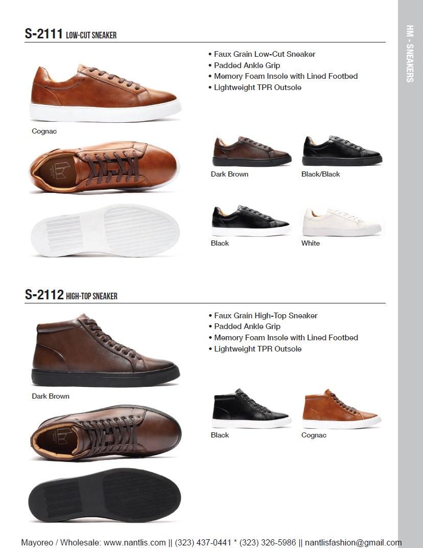 Nantlis Vol BE27 Zapatos de hombres y ninos Mayoreo Catalogo Wholesale Shoes for men and kids_Page_05