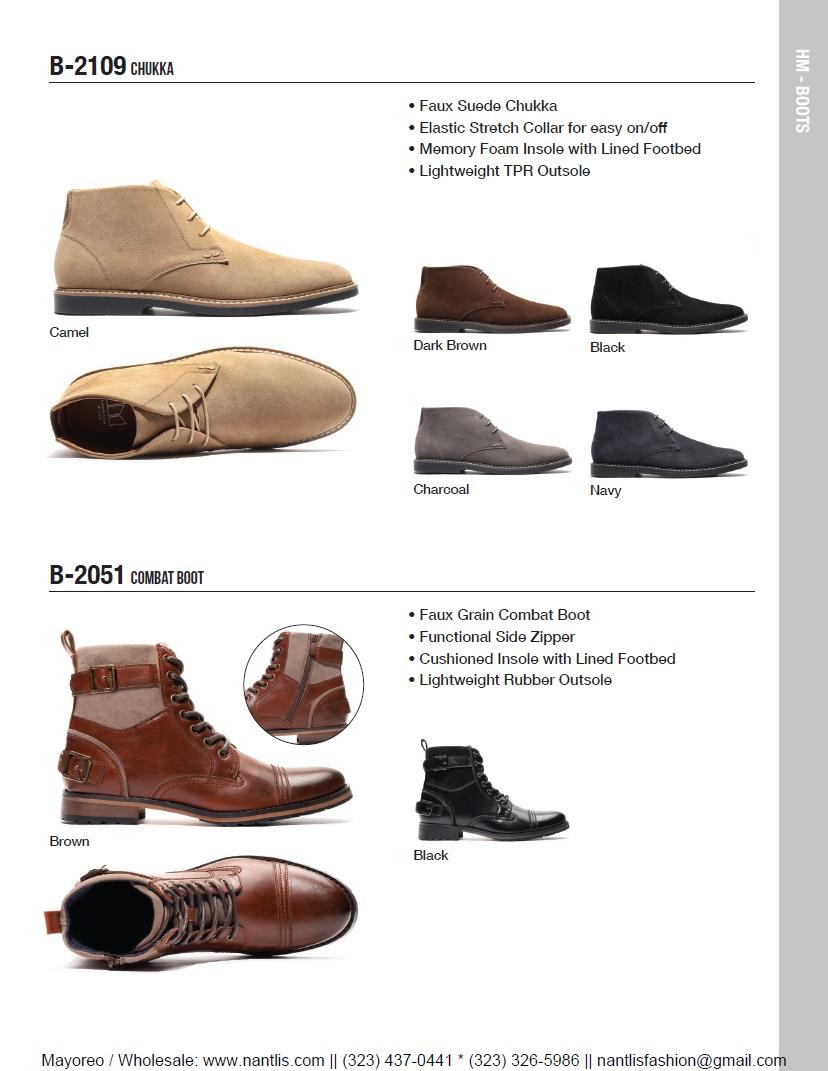 Nantlis Vol BE27 Zapatos de hombres y ninos Mayoreo Catalogo Wholesale Shoes for men and kids_Page_08