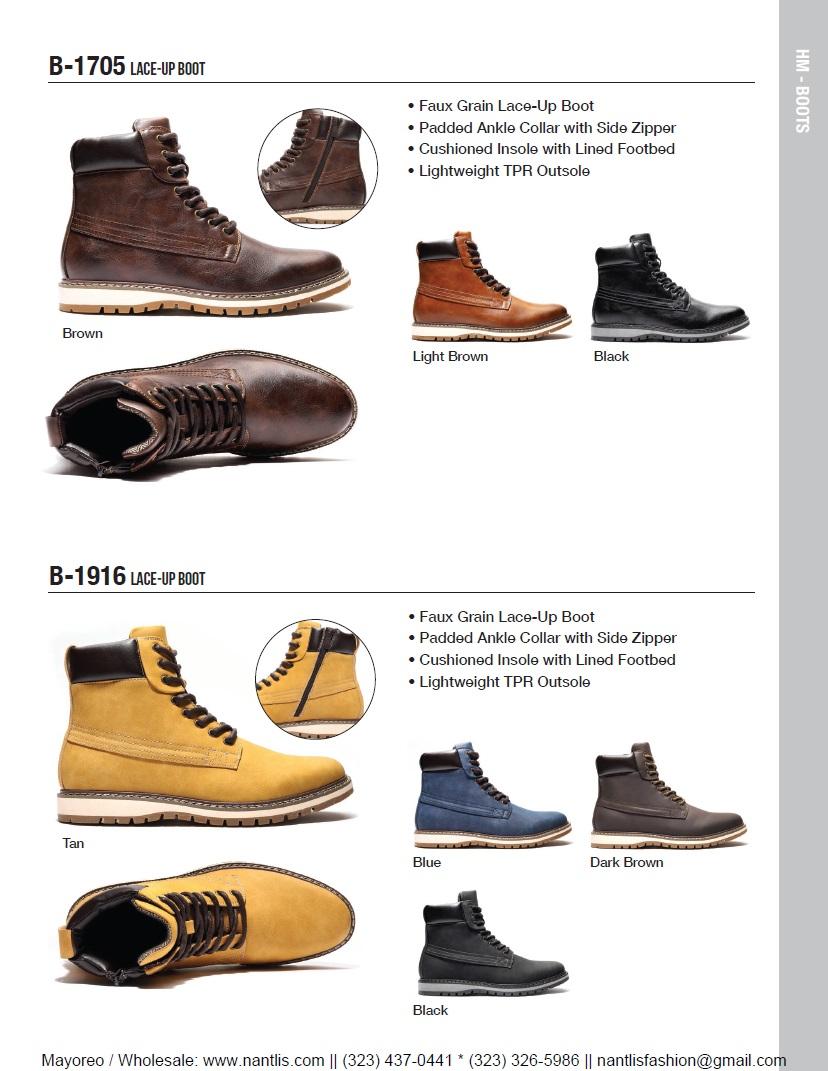 Nantlis Vol BE27 Zapatos de hombres y ninos Mayoreo Catalogo Wholesale Shoes for men and kids_Page_09