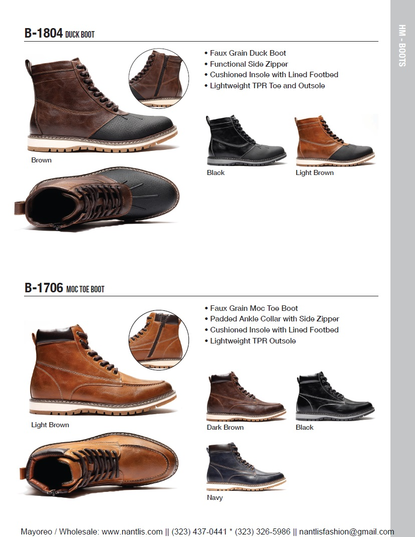 Nantlis Vol BE27 Zapatos de hombres y ninos Mayoreo Catalogo Wholesale Shoes for men and kids_Page_10