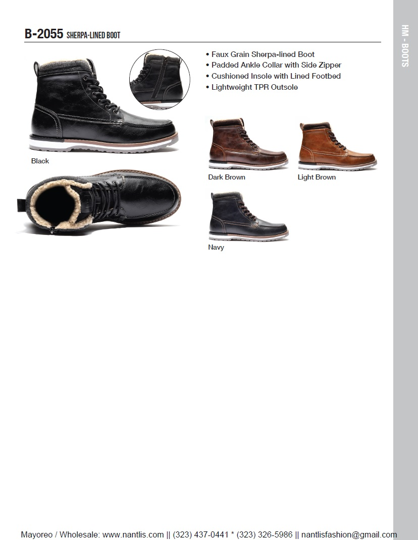 Nantlis Vol BE27 Zapatos de hombres y ninos Mayoreo Catalogo Wholesale Shoes for men and kids_Page_11