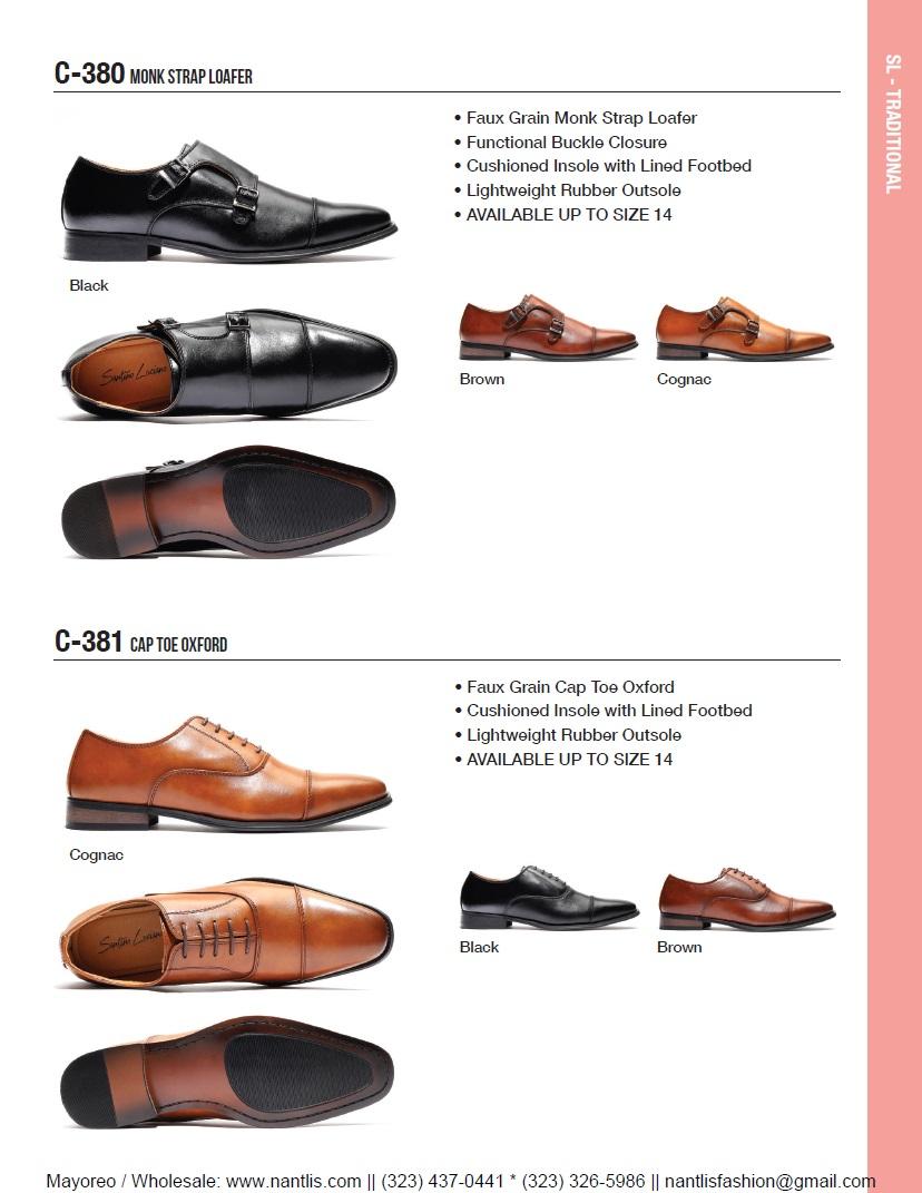 Nantlis Vol BE27 Zapatos de hombres y ninos Mayoreo Catalogo Wholesale Shoes for men and kids_Page_13