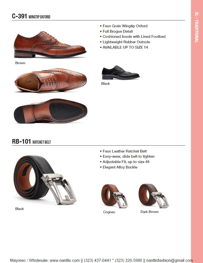 Nantlis Vol BE27 Zapatos de hombres y ninos Mayoreo Catalogo Wholesale Shoes for men and kids_Page_14