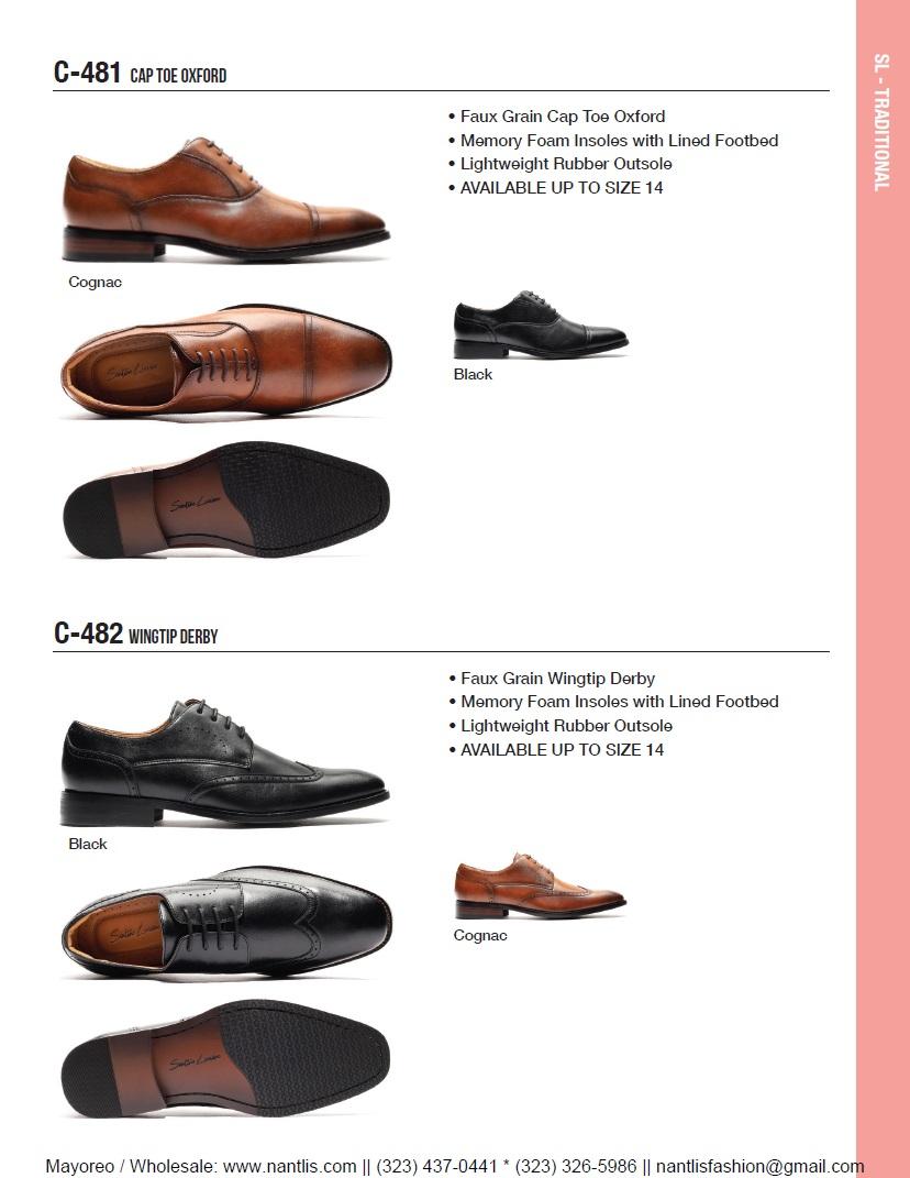 Nantlis Vol BE27 Zapatos de hombres y ninos Mayoreo Catalogo Wholesale Shoes for men and kids_Page_15