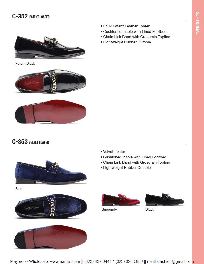 Nantlis Vol BE27 Zapatos de hombres y ninos Mayoreo Catalogo Wholesale Shoes for men and kids_Page_20