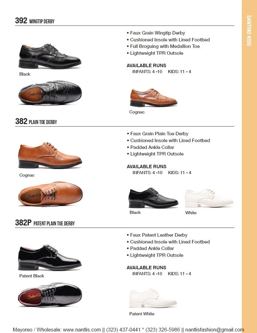 Nantlis Vol BE27 Zapatos de hombres y ninos Mayoreo Catalogo Wholesale Shoes for men and kids_Page_35