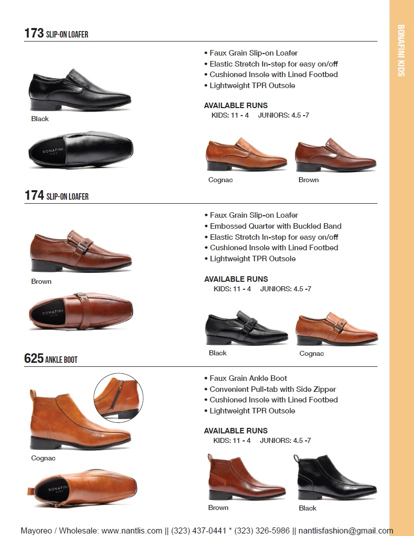 Nantlis Vol BE27 Zapatos de hombres y ninos Mayoreo Catalogo Wholesale Shoes for men and kids_Page_38