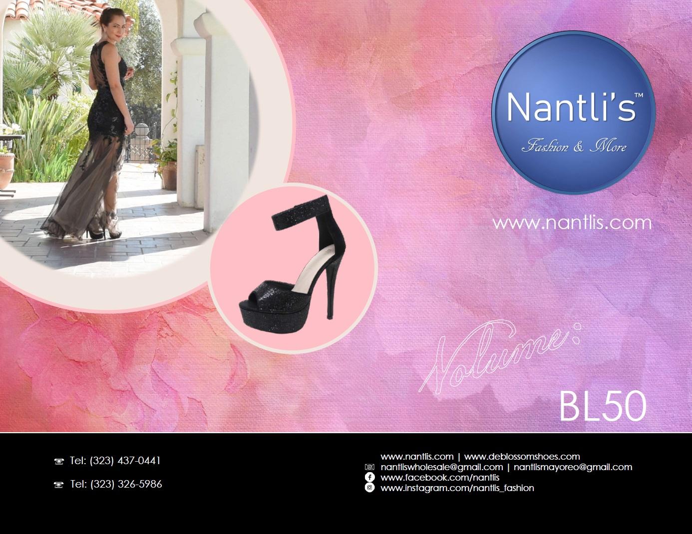 Nantlis Vol BL50 Zapatos de Mujer mayoreo Catalogo Wholesale womens Shoes_Page_01