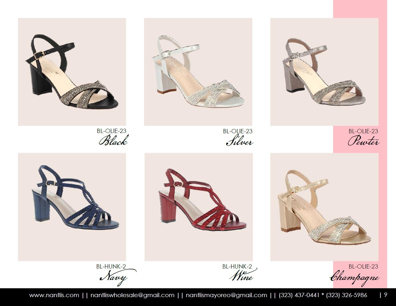 Nantlis Vol BL50 Zapatos de Mujer mayoreo Catalogo Wholesale womens Shoes_Page_09