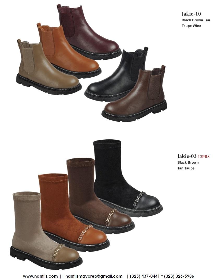 Nantlis Vol FL210 Botas Mujer y Nina mayoreo Catalogo Wholesale boots and booties women and girls_Page_02