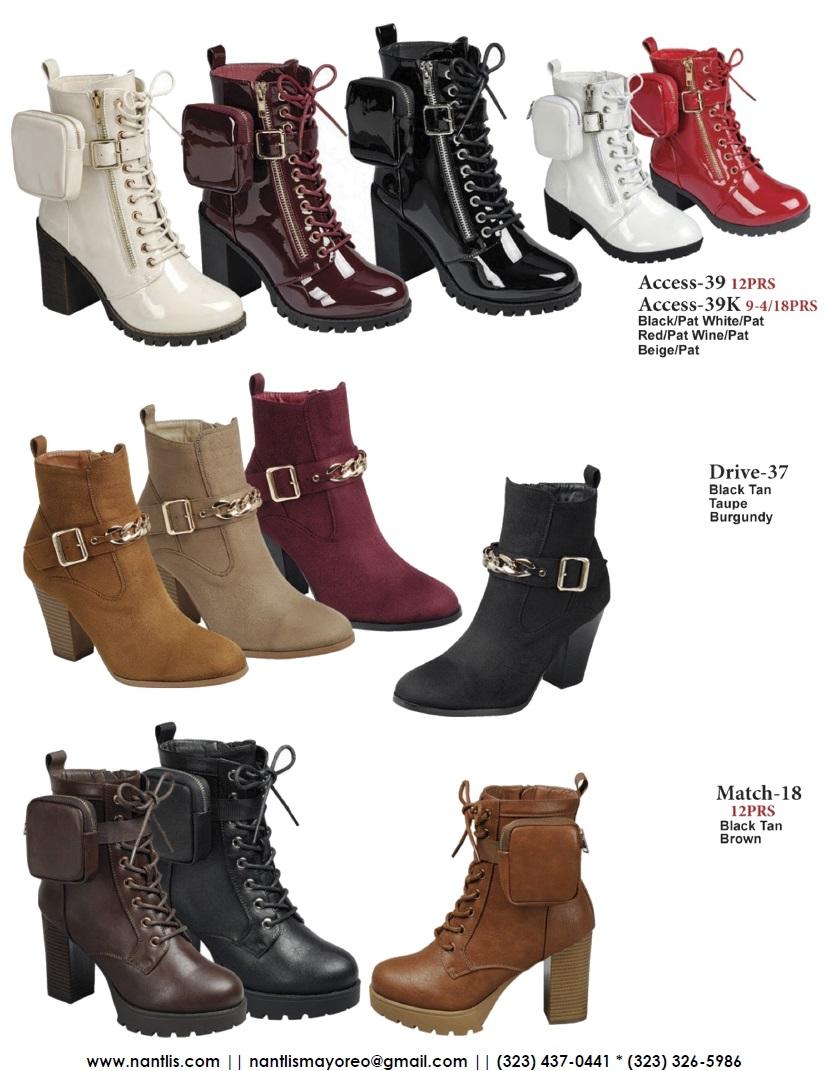 Nantlis Vol FL210 Botas Mujer y Nina mayoreo Catalogo Wholesale boots and booties women and girls_Page_05